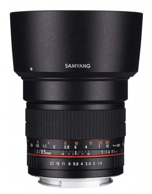 SAMYANG 85 mm f/1.4 IF Lens