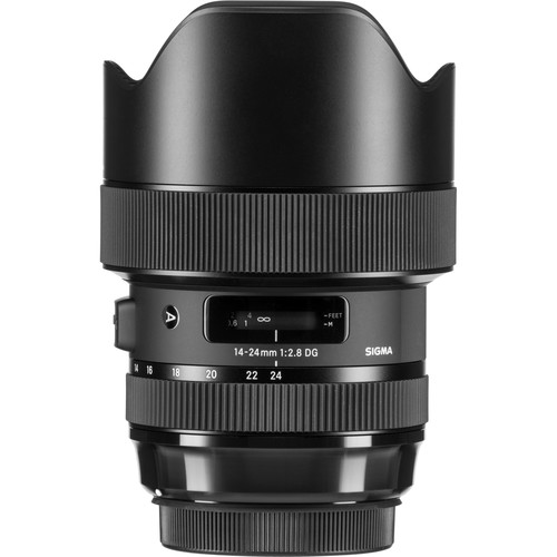 Sigma 14-24mm f/2.8 DG HSM Art Lens