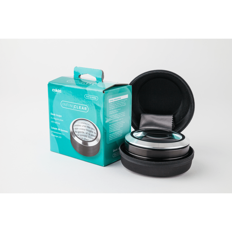 cokin stand magnifiers with illumination infiniclear