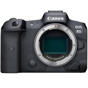 Canon R5 Body scaled