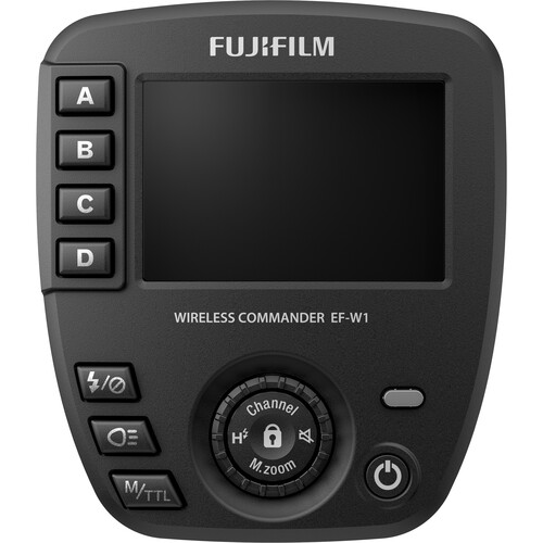 Fujifilm EF-W1 Wireless Commander