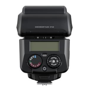 Fujifilm EF-60 Shoe Mount Flash