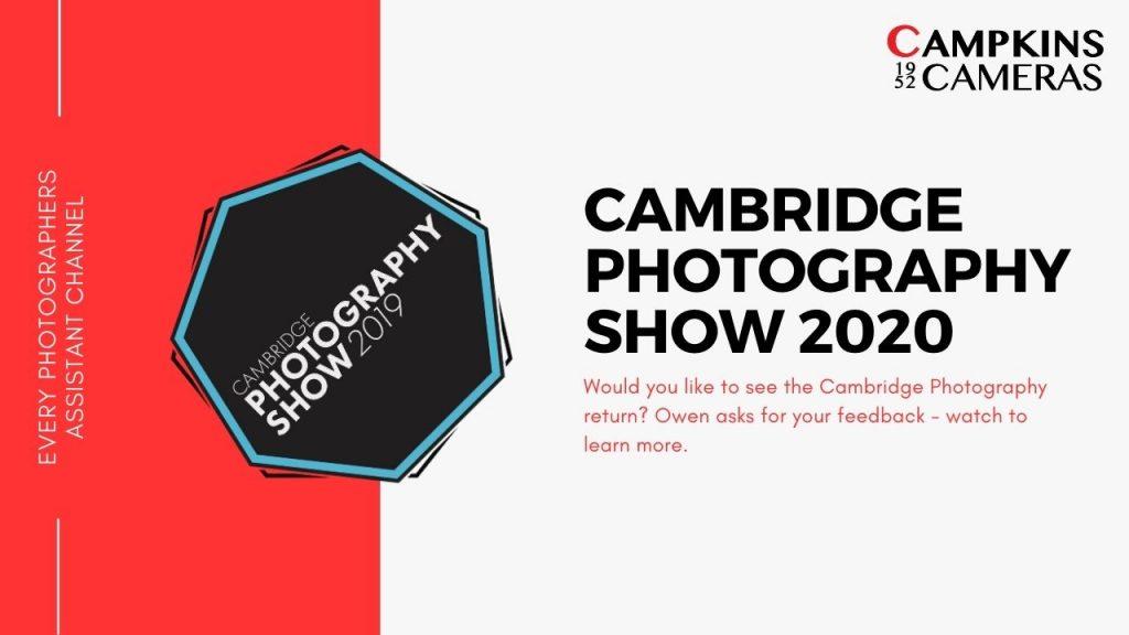 Cambridge Photography Show