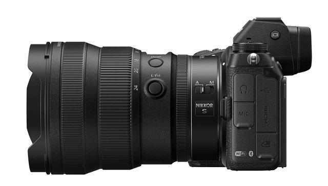 NIKKOR Z 14 24mm f2.8 S lens 4