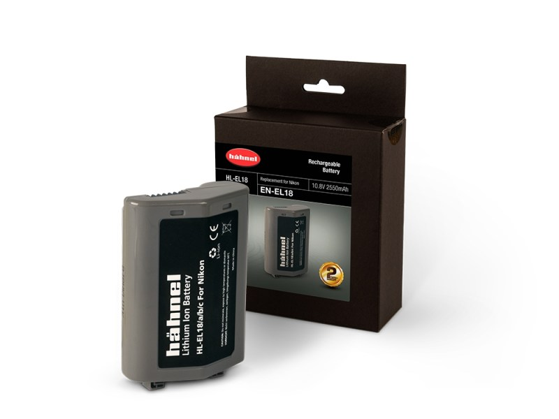 EL18a b cPack and battery