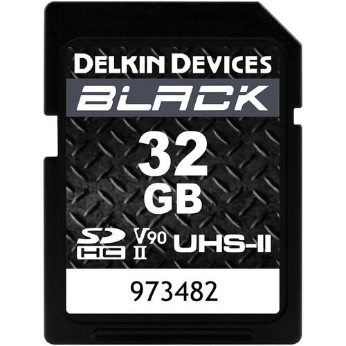 delkin devices dsdbv9032 32gb black uhs ii sdhc 1581378384 1544281