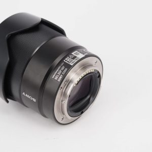 Used Compact System & Mirrorless Lenses
