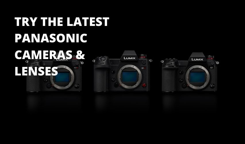 TRY THE LATEST CAMERAS LENSES 1