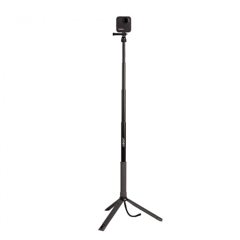 action pole joby telepod sport jb01657 bww 2 extended stand gopro