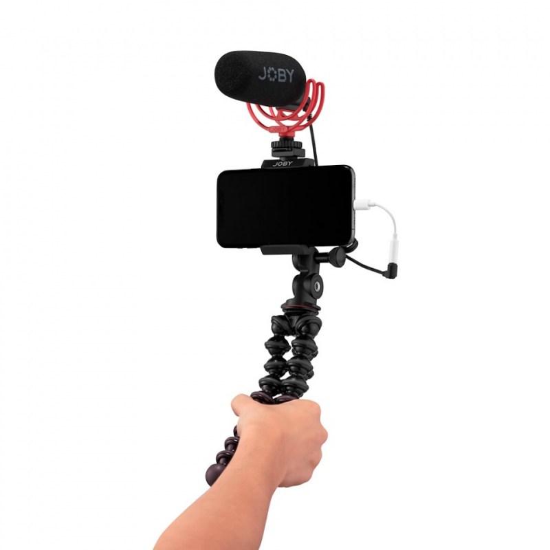 audio kits joby gorillapod mobile audio kit pb202000057 phone hand grip