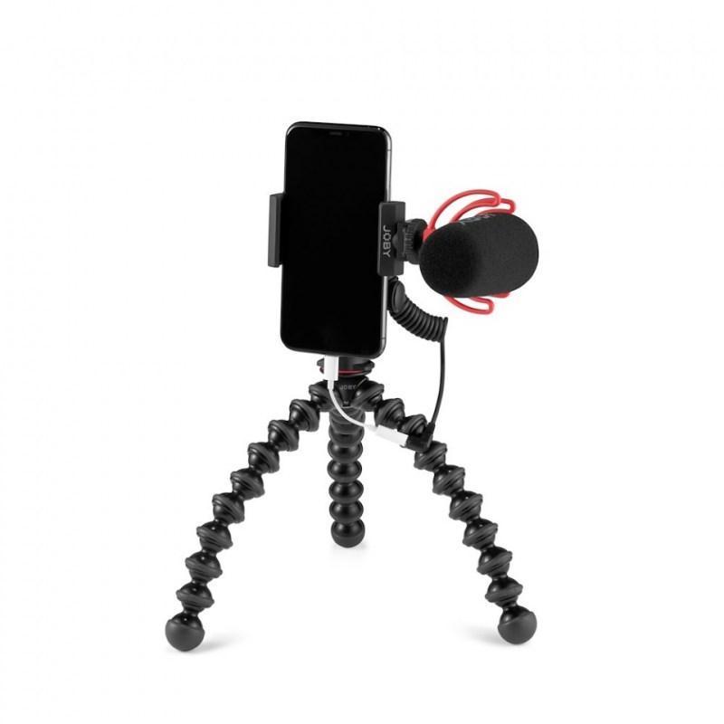 audio kits joby gorillapod mobile audio kit pb202000057 phone vertt
