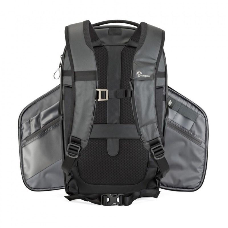 camera backpack freeline bp 350 aw sq lp37170 pww sidepanelsopen