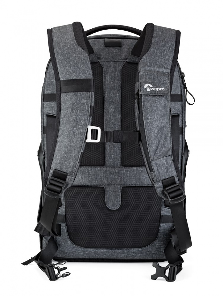 camera backpack freeline bp 350 lp37229 grey back