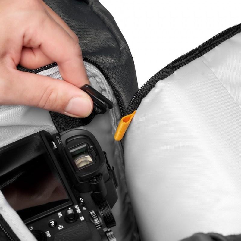 camera backpack lowepro fastpack bp 250 aw iii lp37332 pww quickdoor clasp rgb