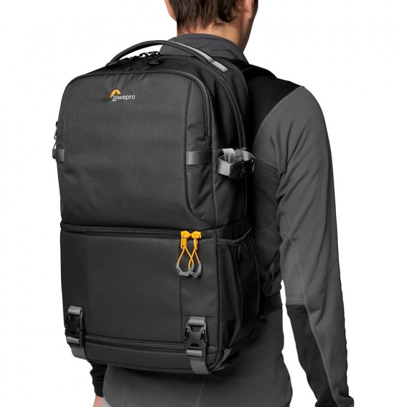 camera backpack lowepro fastpack bp 250 aw iii lp37333 pww onbody rgb