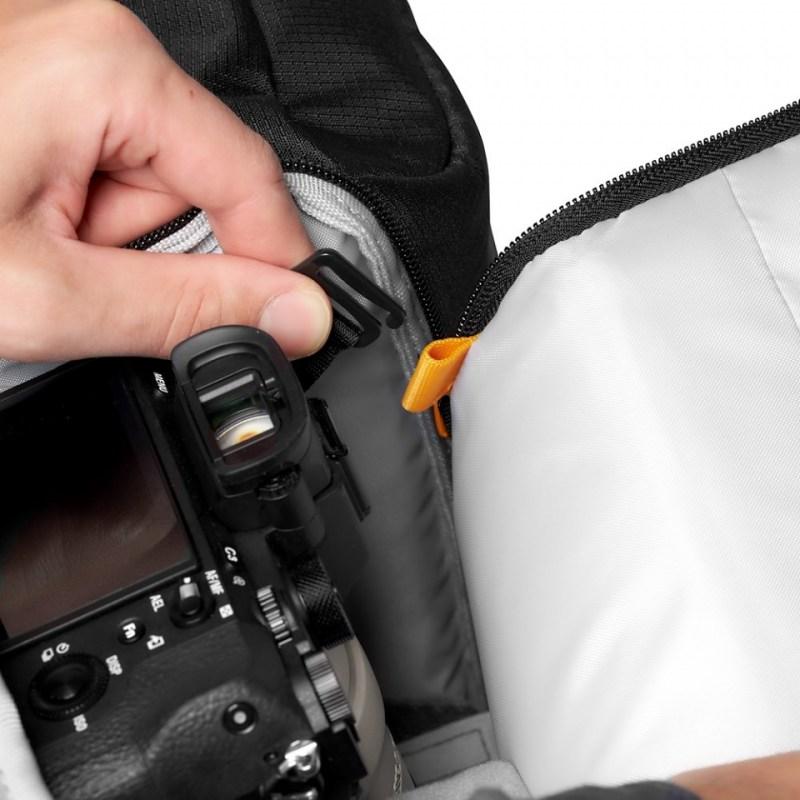 camera backpack lowepro fastpack bp 250 aw iii lp37333 pww quickdoor clasp rgb