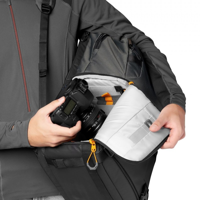 camera backpack lowepro fastpack pro bp 250 aw 6