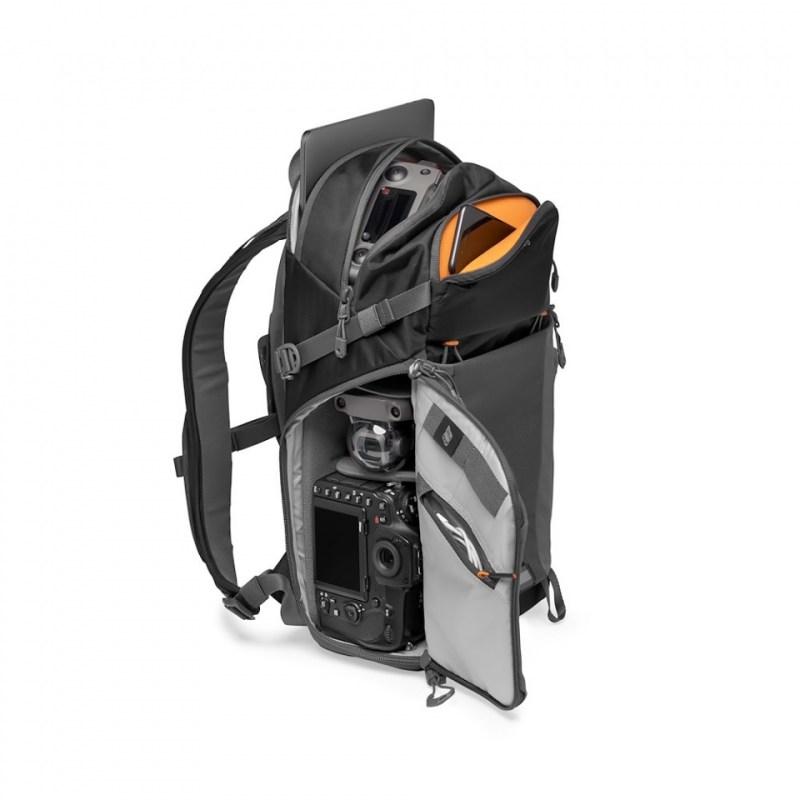 camera backpack lowepro photo active bp 200 lp37260 pww stuffed mavic