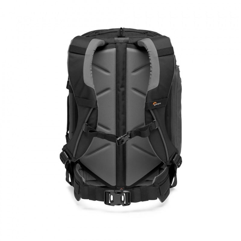 camera backpack lowepro pro trekker bp 350 aw ii lp37268 pww back