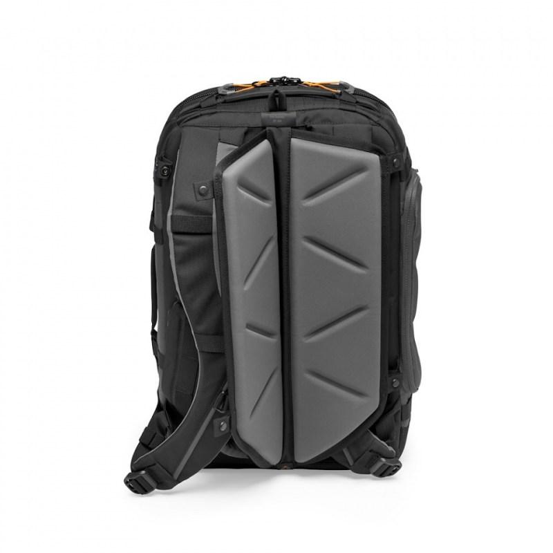 camera backpack lowepro pro trekker bp 350 aw ii lp37268 pww foldaway straps