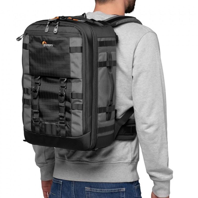camera backpack lowepro pro trekker bp 350 aw ii lp37268 pww onbody