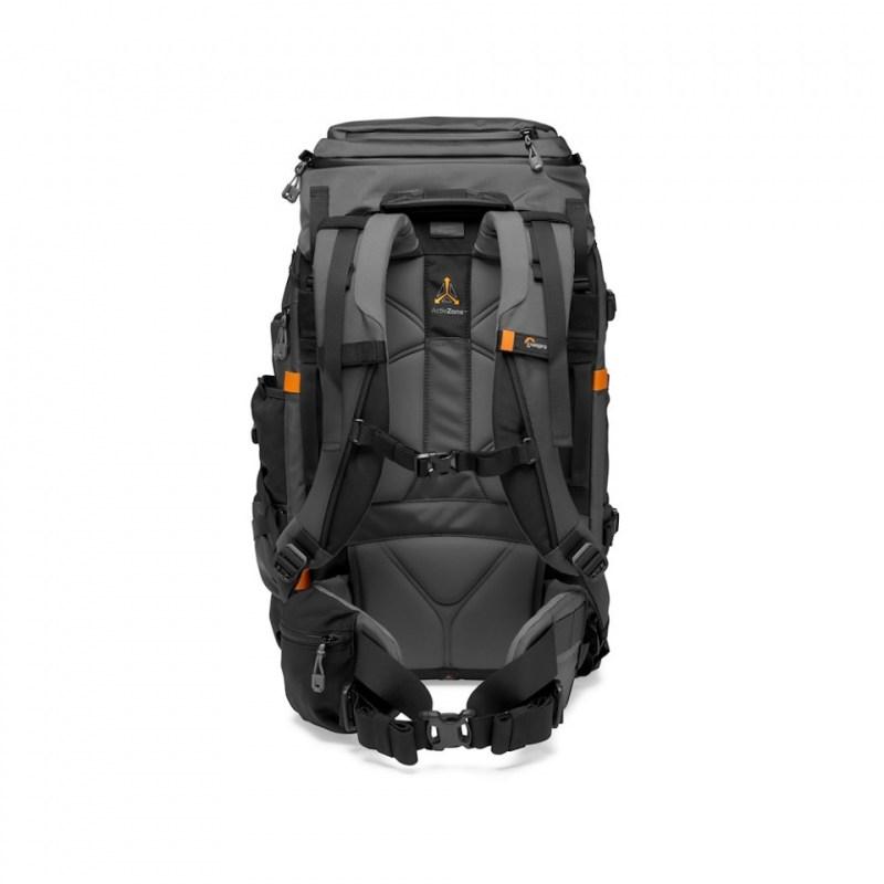 camera backpack lowepro pro trekker bp 550 aw ii lp37270 pww backside