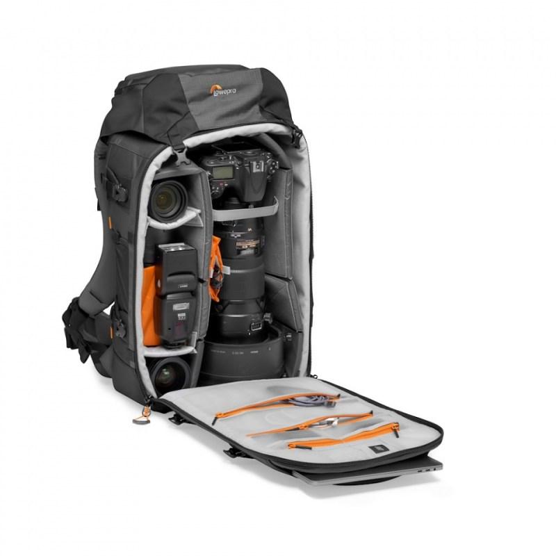 camera backpack lowepro pro trekker bp 550 aw ii lp37270 pww nikon stuffed