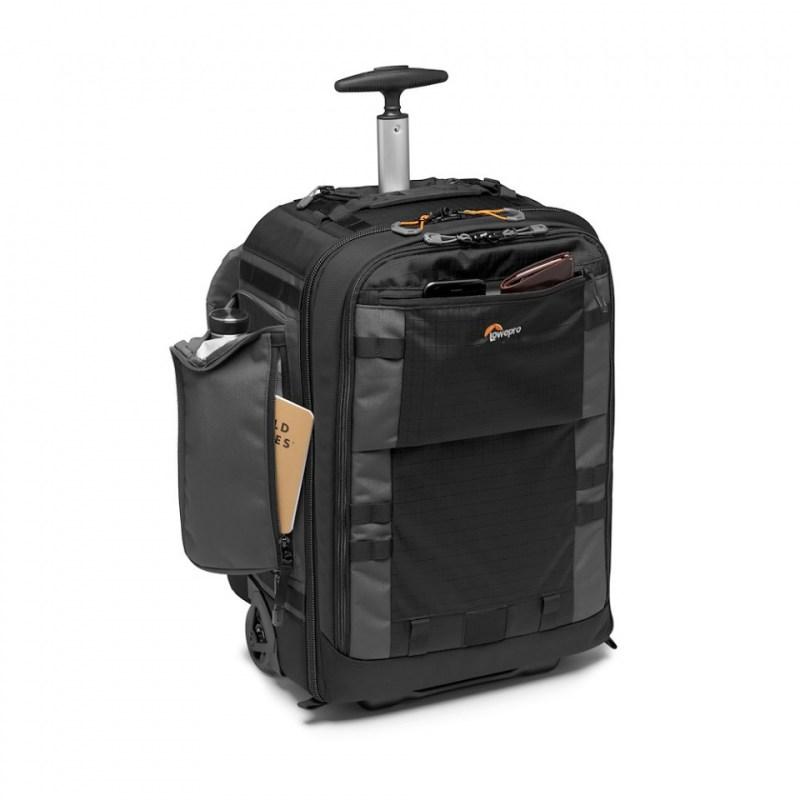 camera backpack lowepro pro trekker rlx 450 aw ii lp37272 pww side