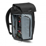 camera backpack manfrotto chicago mb ch bp 50 side