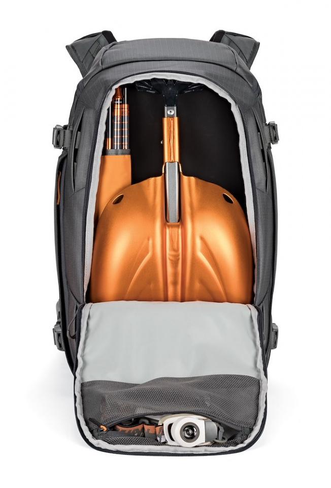 camera backpack whistler bp 350 aw ii lp37226 stuffed snowshovel