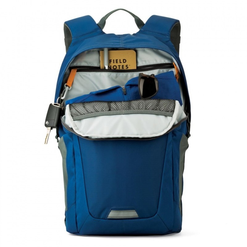 camera backpacks photohatchback bp 250 aw ii blue frontpocket stuffed sq lp36958 pww