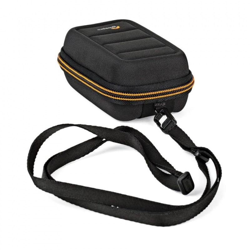 camera case hardside cs 20 lp37164 lanyard