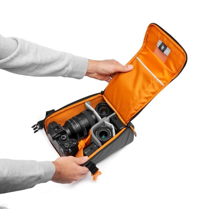 camera case lowepro gearup camera box l ii lp37348 pww quickdoor 2