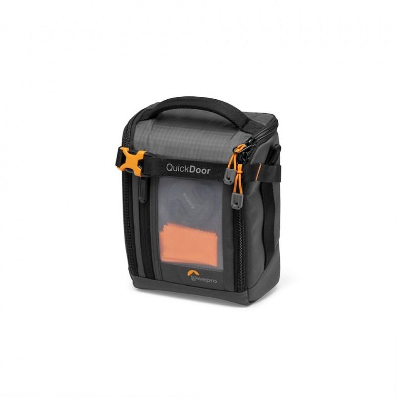 camera case lowepro gearup camera box m ii lp37347 pww stuffed pocket angle
