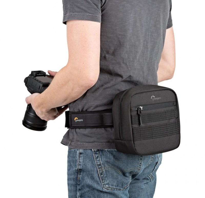 camera case protactic utility bag 100 ii aw lp37181 onbelt onbody rgb