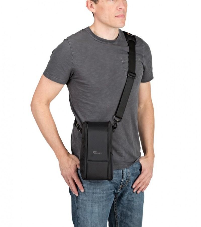 camera case protactic utility bag 200 ii aw lp37180 onbody frt rgb