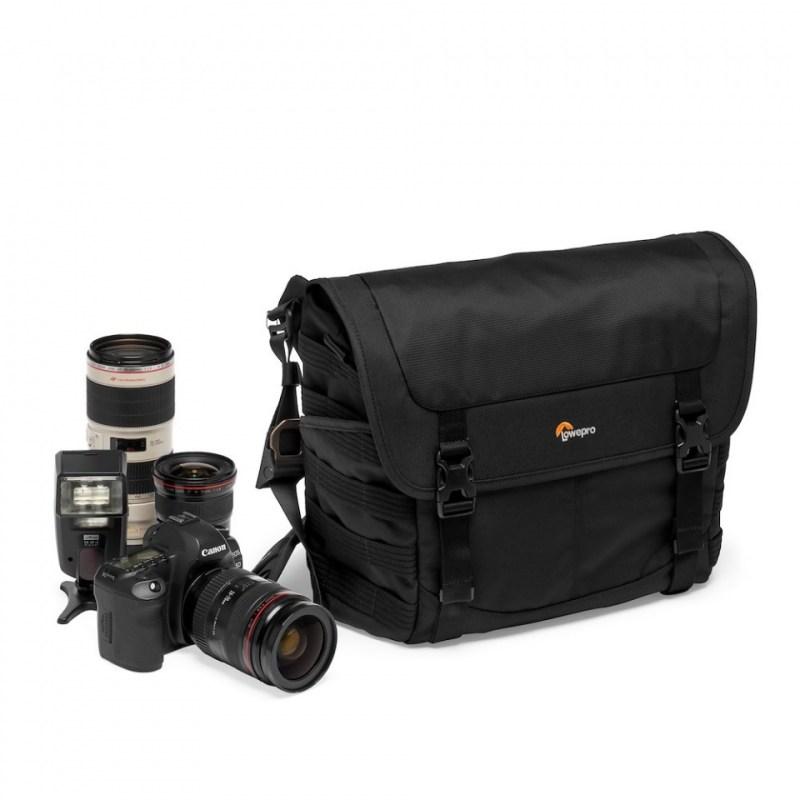 camera messenger lowepro protactic mg 160 aw ii lp37266 pww canon gear