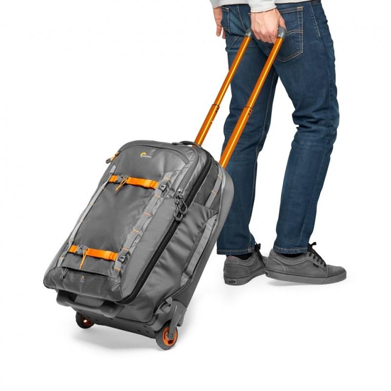 camera rolling bag lowepro whistler rl 400 aw ii 14