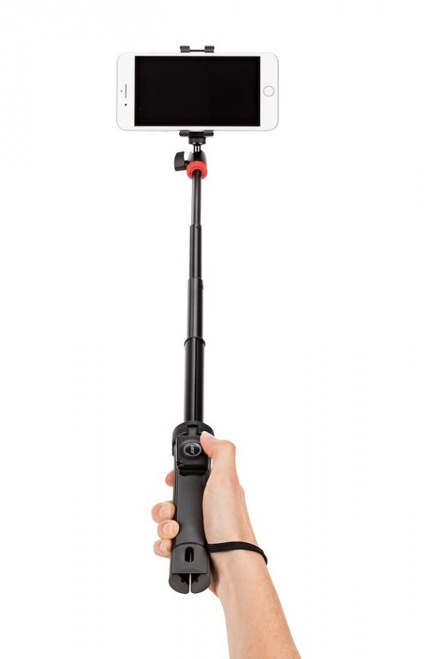 joby phone telepod telepod mobile jb01550 bww extended hand rgb