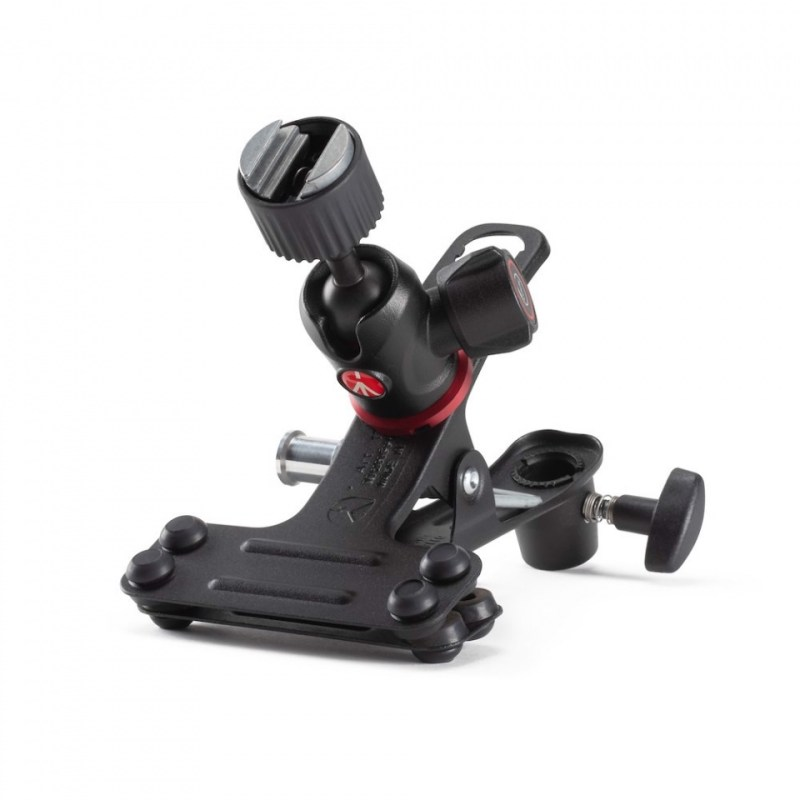 lighting clamps and arms manfrotto cold shoe spring clamp 175f 2 detail 01