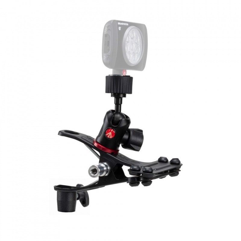 lighting clamps and arms manfrotto cold shoe spring clamp 175f 2 detail 17