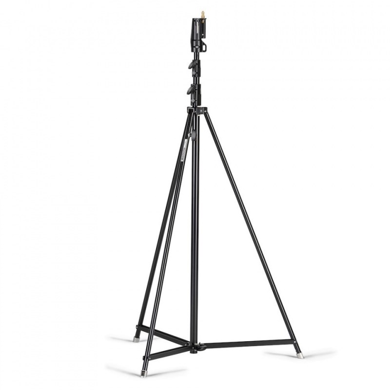 manfrotto black tall 3 s stand 1 levelling leg 111bsu