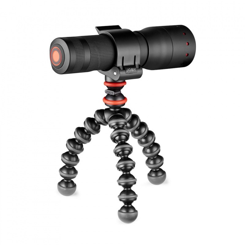 mobile tripod joby gp starter kit jb01571 bww flashlight mount 3 4 angle 2