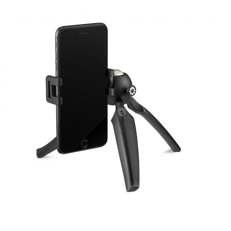phone tripod joby handypod mobile jb01560 bww open with phone portait mode