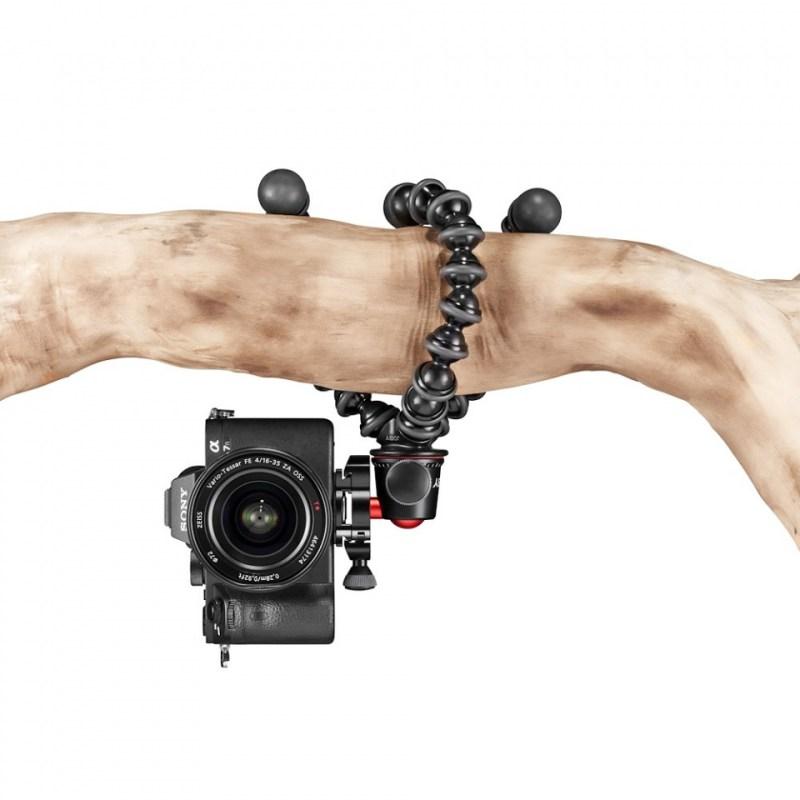 photo tripod joby gp 3k pro kit jb01566 bww wraped upside down dslr