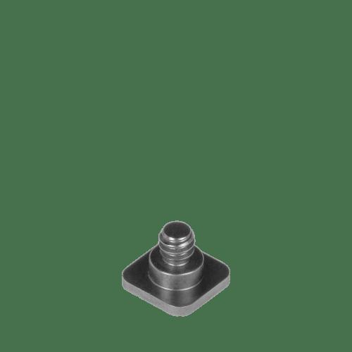 quick release 1 4 20 unc square camera screw