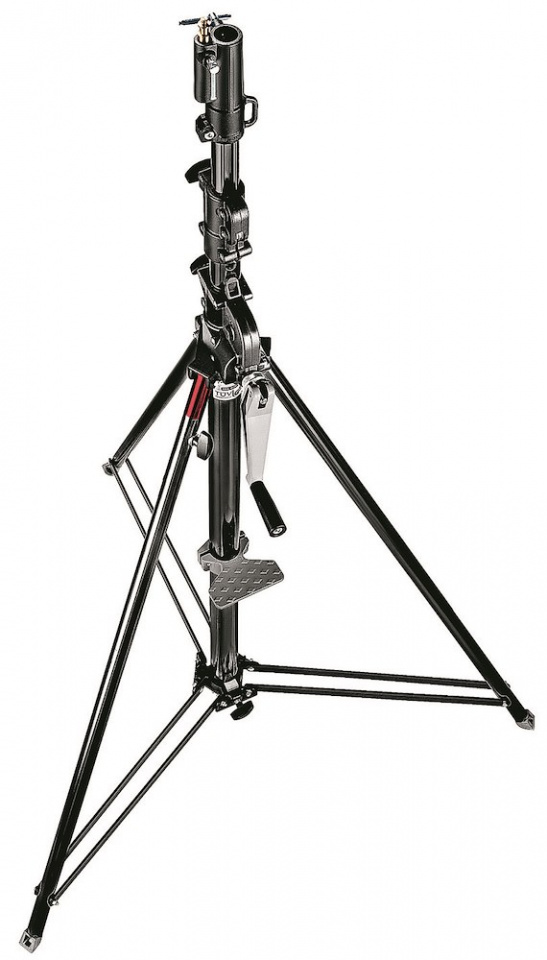 wind up manfrotto 087nwb