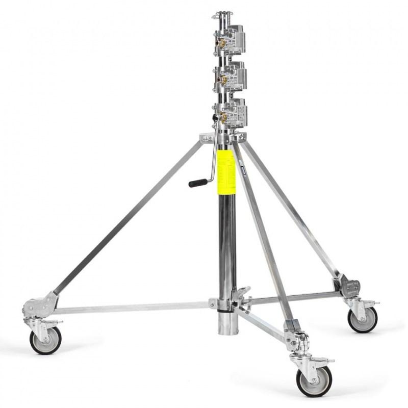 b7047cs 1 avenger strato safe stand 2 riser with braked wheels main