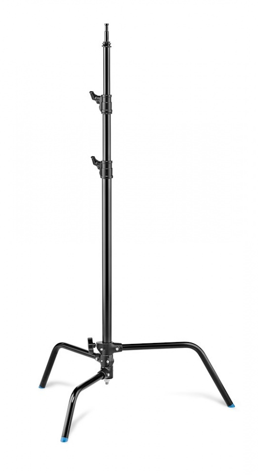 c stands c stand 25 with sliding leg in black finish version a2025lcb