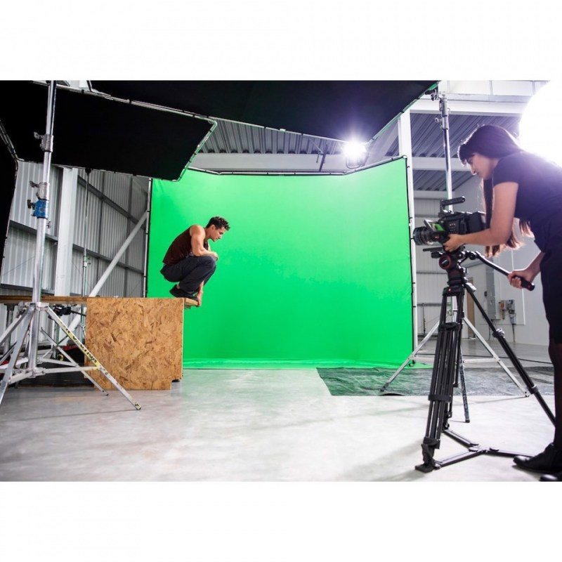 chroma key fx manfrotto 4x2 9m background in action 19